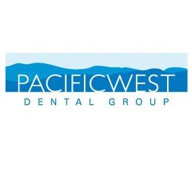 Pacific West Dental Logo for Social Media Client Story