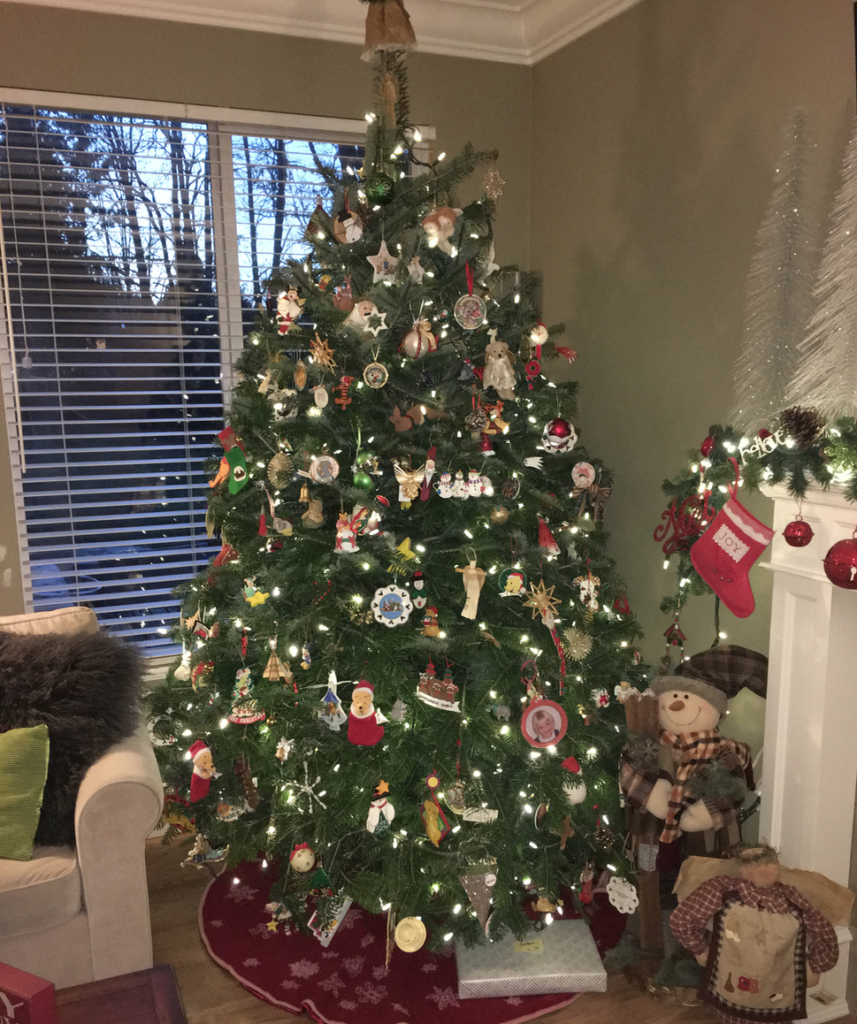 Our family memory tree