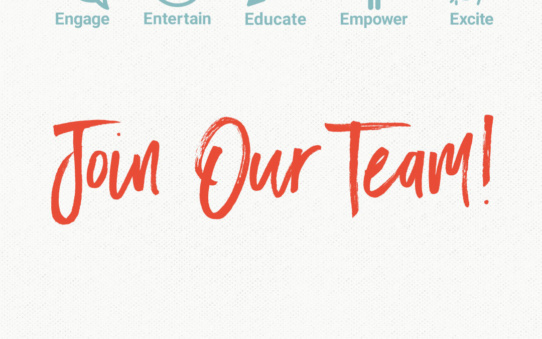 We're Hiring a Social Community Manager!